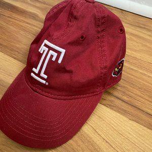 """Temple Owls """"T"""" Hat"""